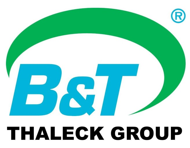 B & T Bau Technologie GmbH Logo